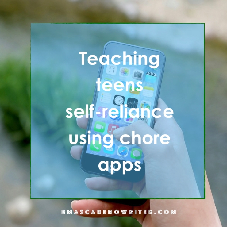 teaching teens self-reliance
