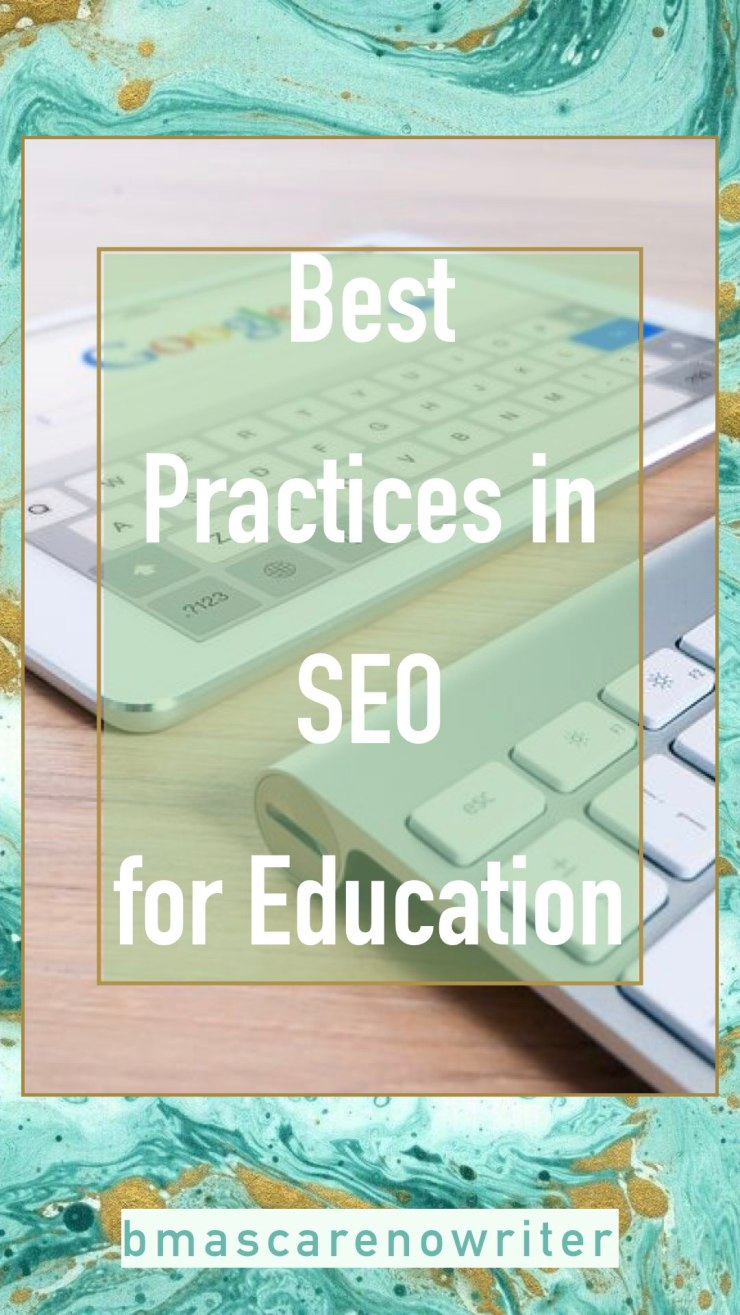 SEO for education