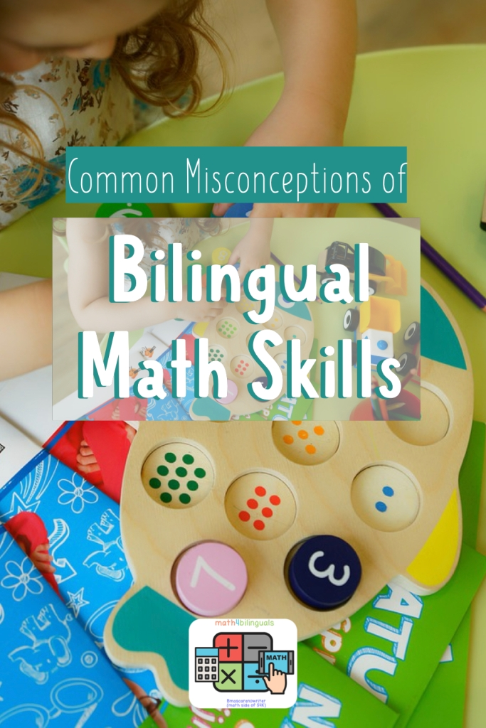 bilingual math skills