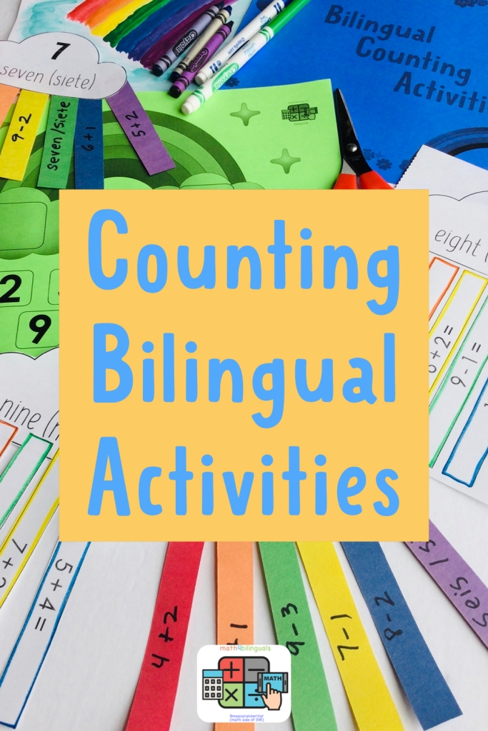 Counting bilingual activities