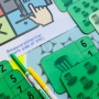 Patriotic math activities for bilingual learners